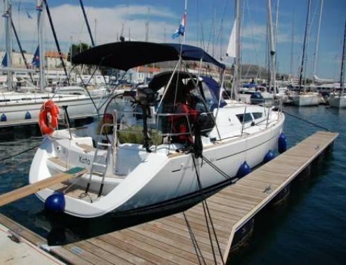"""Affitto imbarcazione Croazia – SUN ODYSSEY 36i """"KATE"""""""
