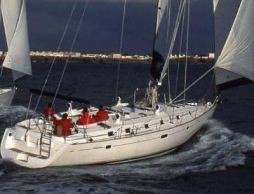 "Affitto imbarcazione Slovenia – BENETEAU 50 ""WHITE LADY"""